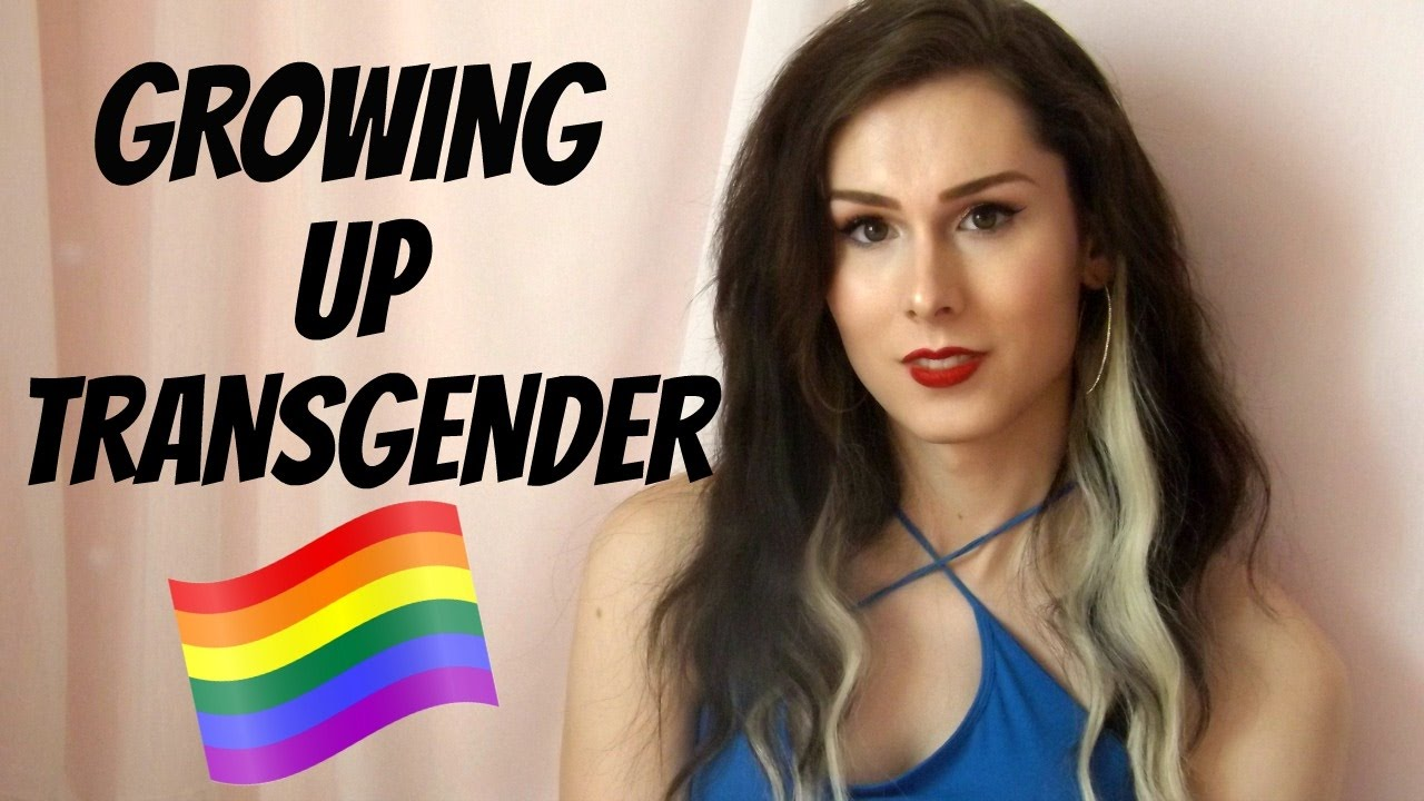 What Is It Like to Grow Up Transgender?